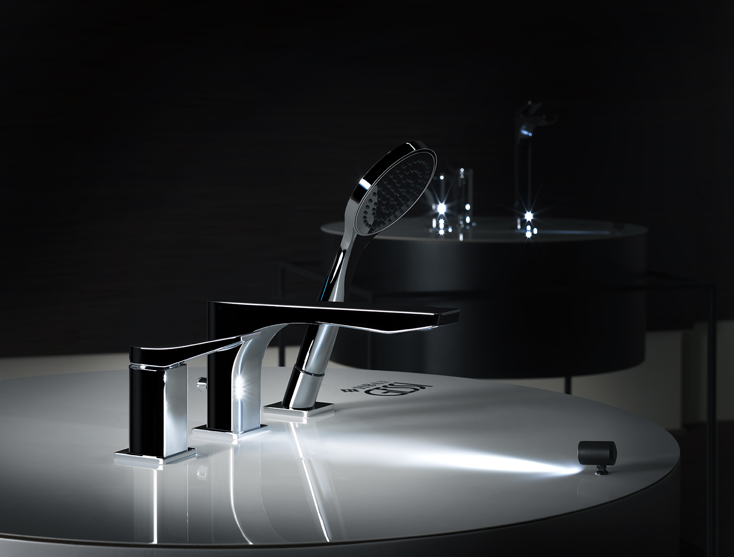 HBA Product's partnership with Gessi promotes wellness through design by considering both object and space as complementary.