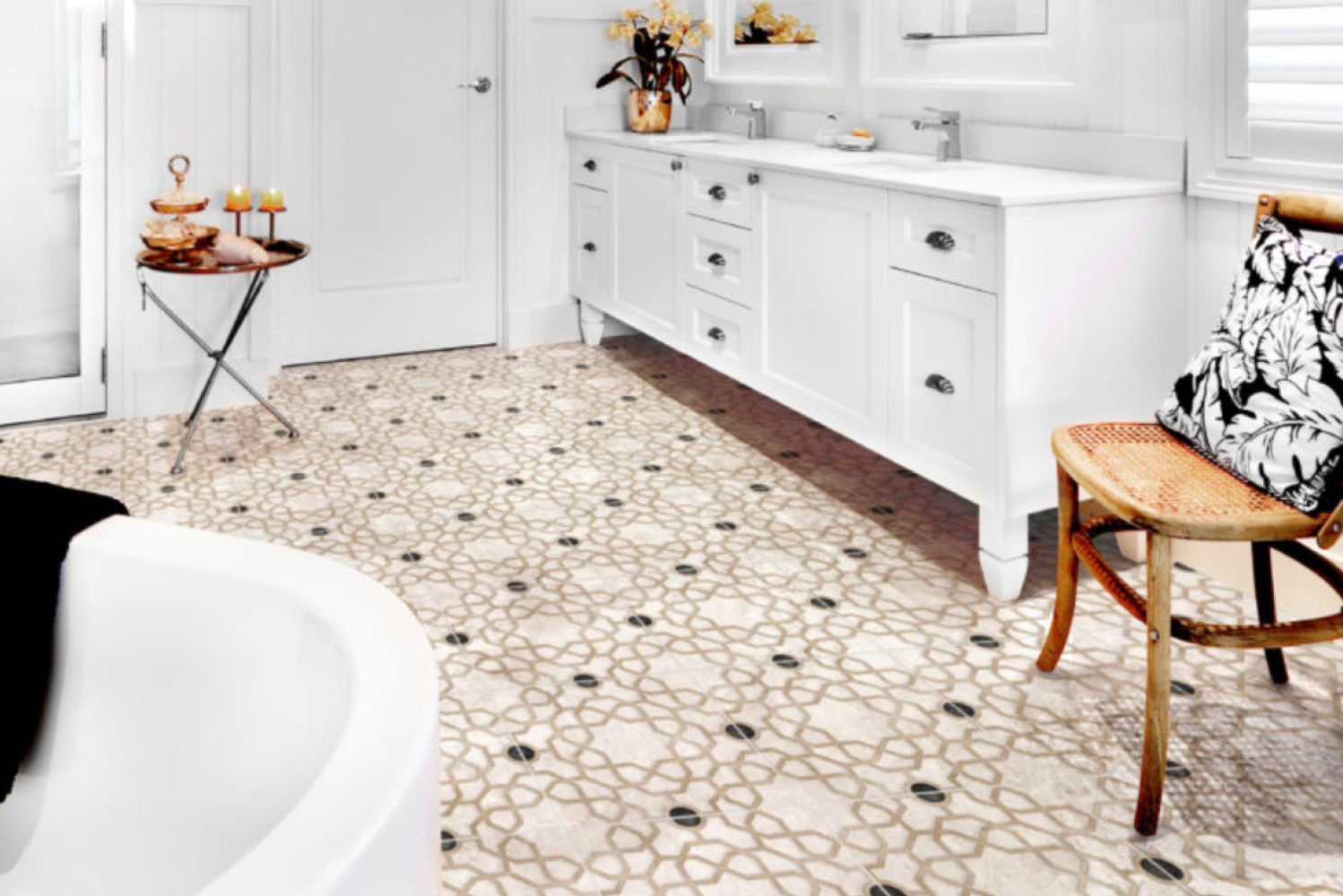 Introducing the Medina tiles from StoneImpressions.