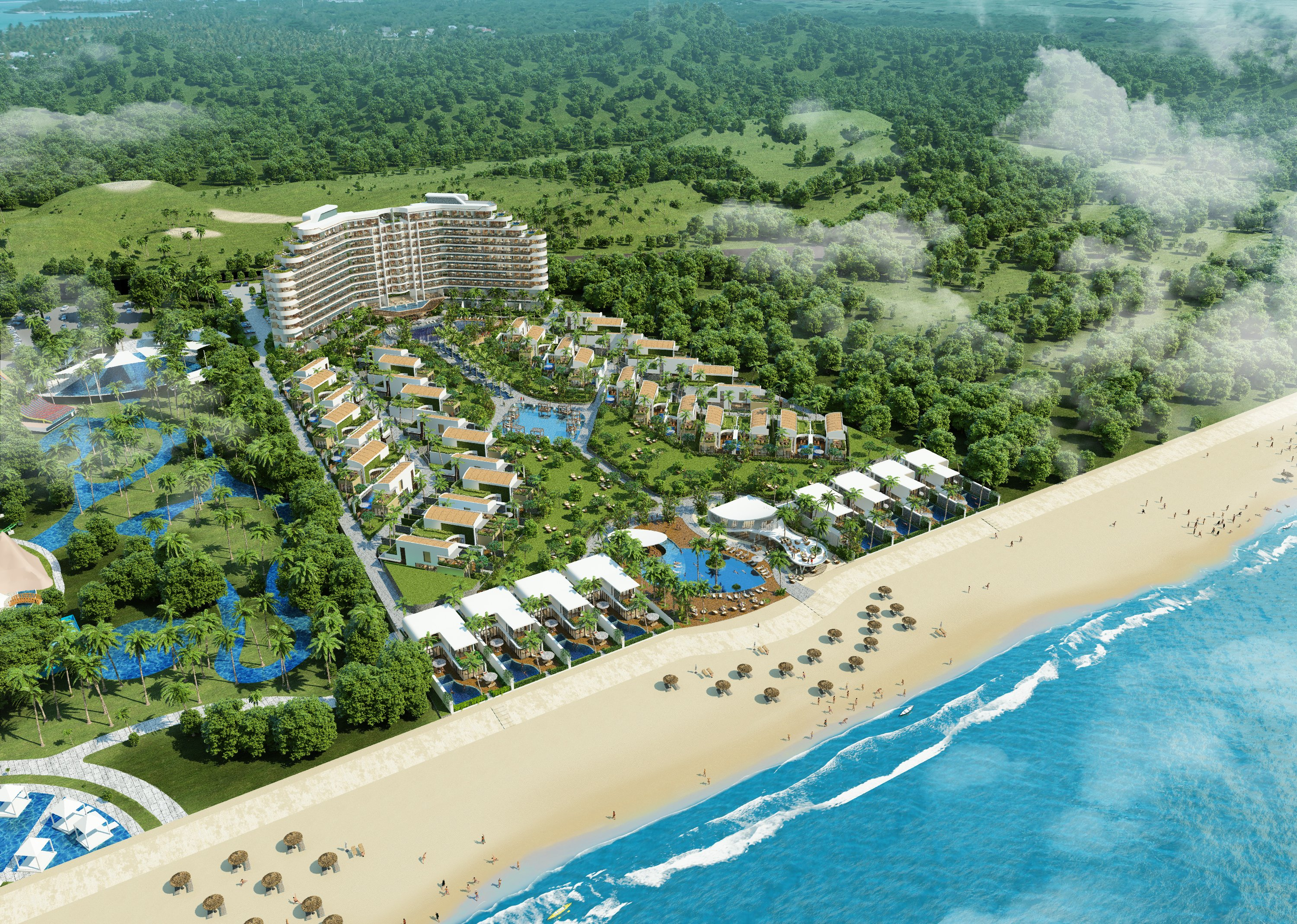 Wyndham Hotels & Resorts has signed its first hotel under the Ramada by Wyndham brand flag in Ho Tram, Vietnam.