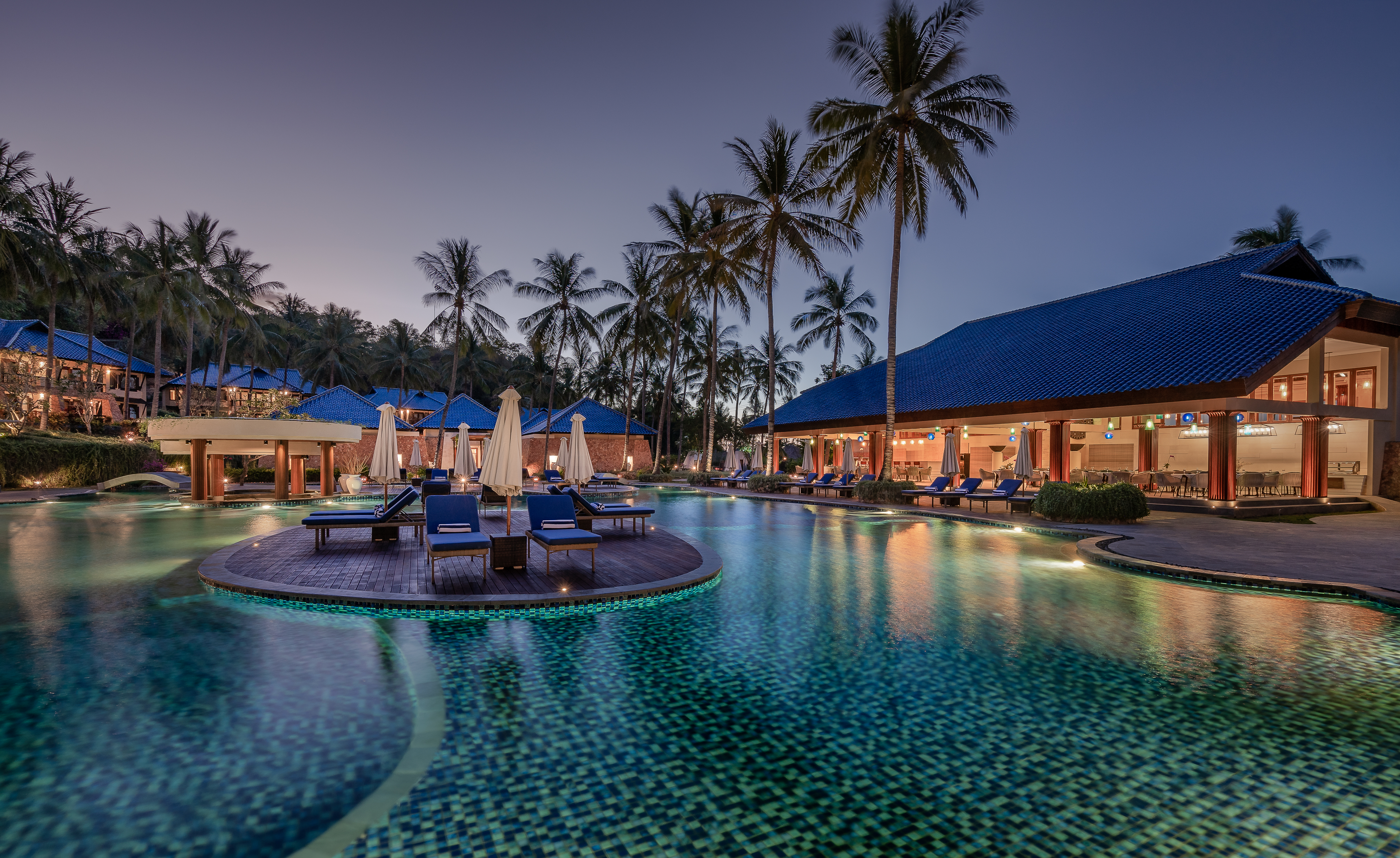 After earthquakes lombok indonesia gets new resort hotel management - Lombok dive resort ...