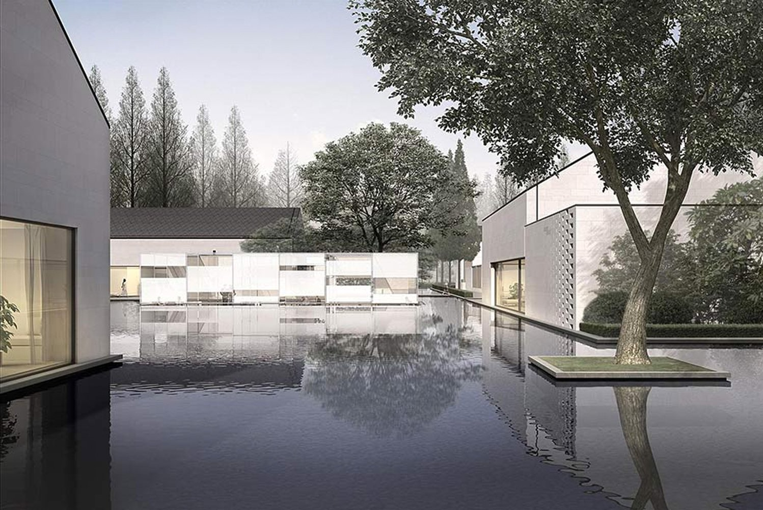 Alila's third property in China is scheduled to open this November in Wuzhen.