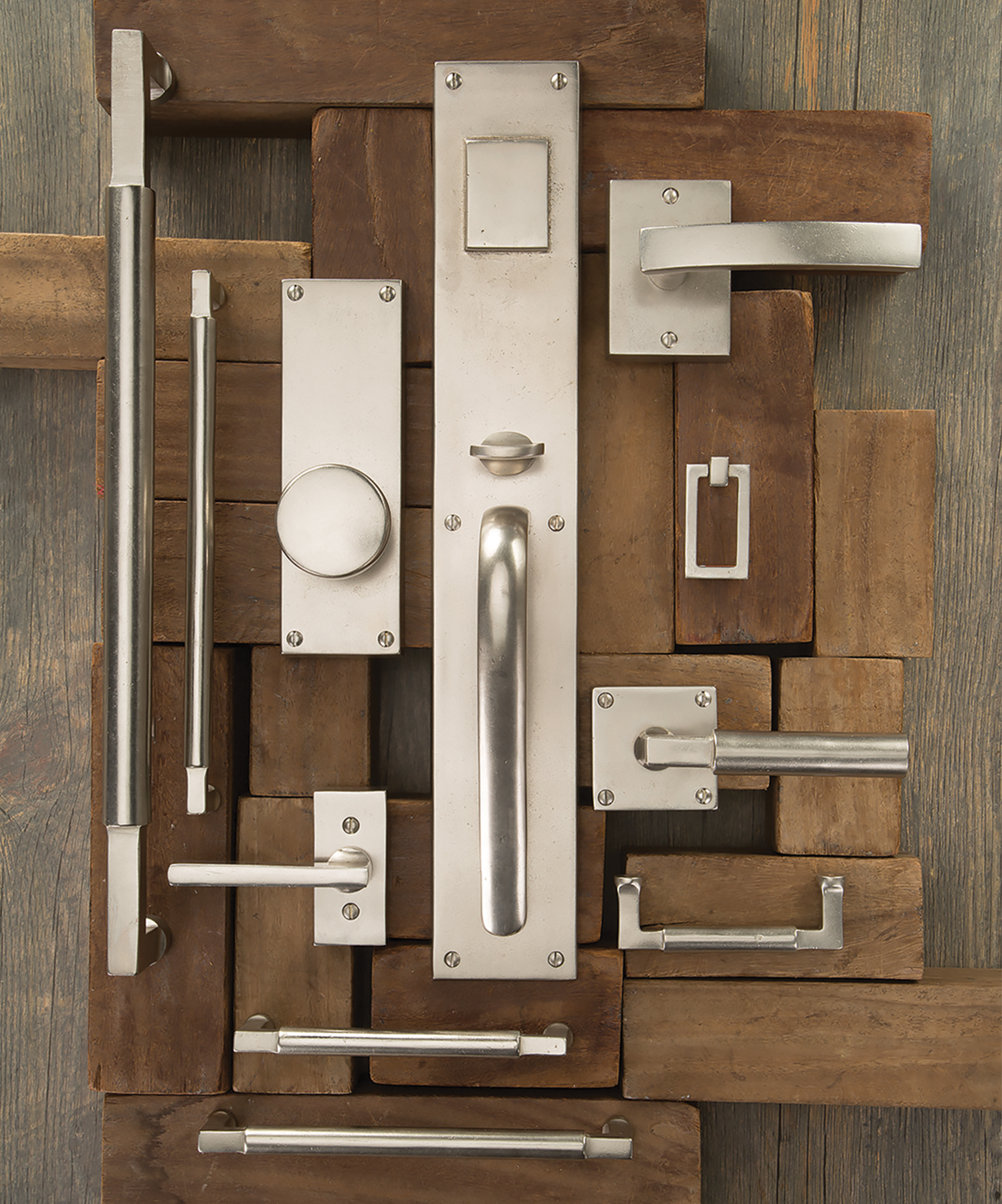 Ashley Norton, designer and manufacturer of architectural hardware, introduced its Urban Suite collection of architectural hardware.