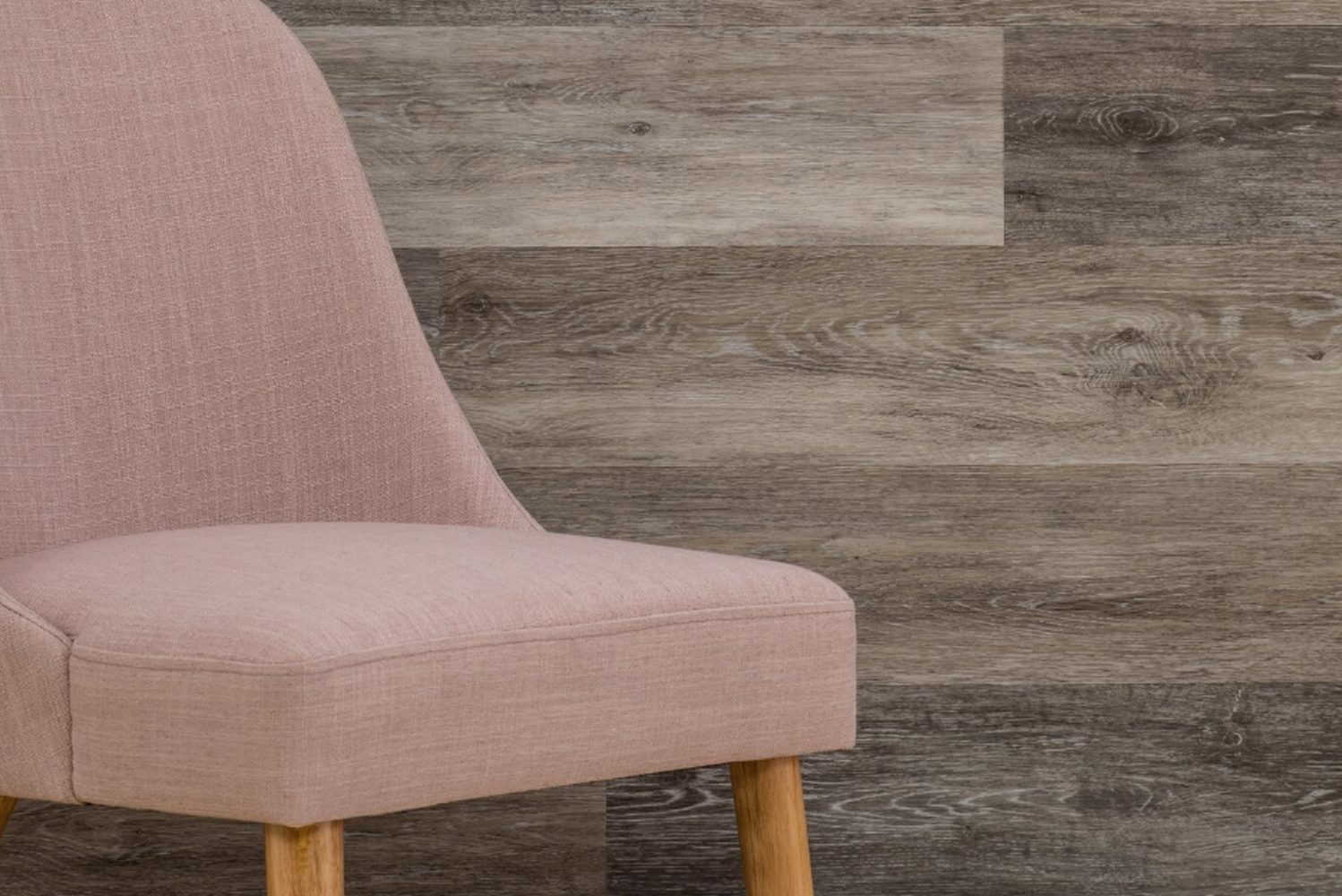 The 24 plank designs are Class A fire rated for use on walls in commercial interiors and FloorScore certified.