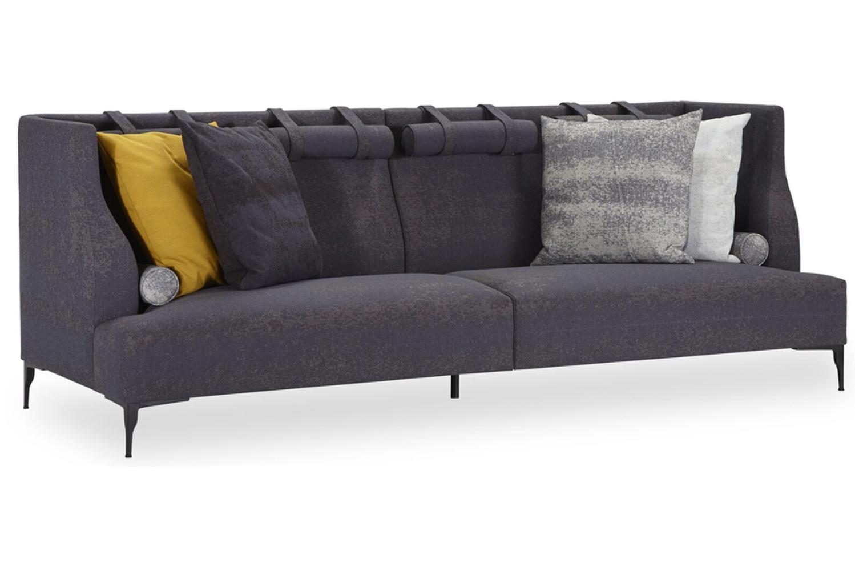 Babil Serdiyar sofa has a high back.
