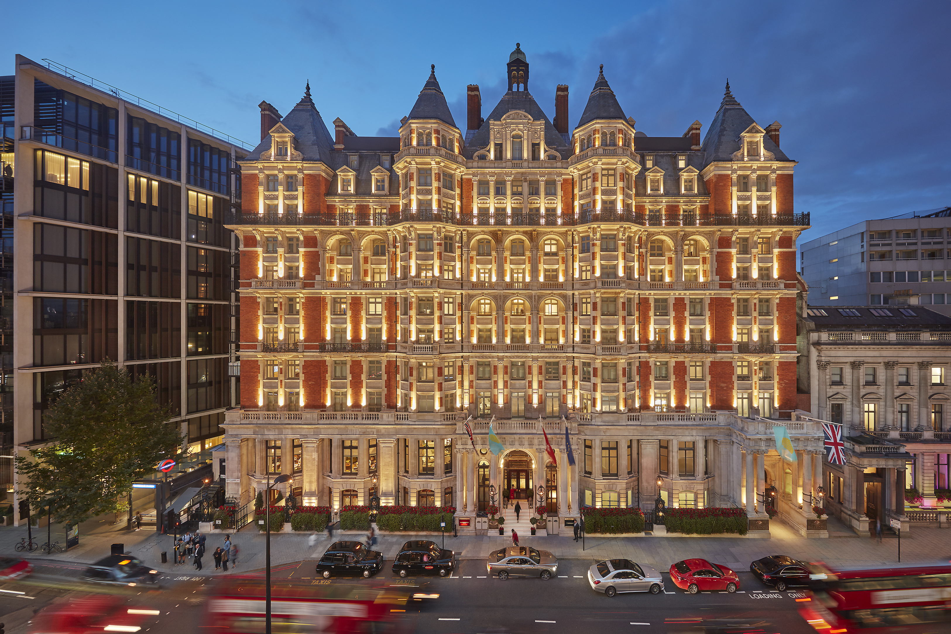 Mandarin Oriental Hyde Park, London is scheduled to reopen on Dec. 4 after an extensive renovation to its public areas, restaurants and event spaces.