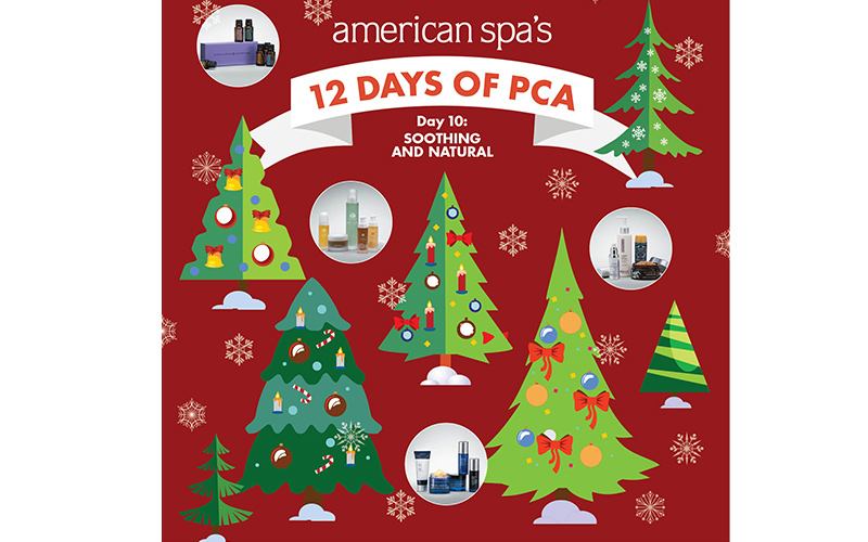 American Spa's 12 Days of PCA Day 10: Soothing and Natural