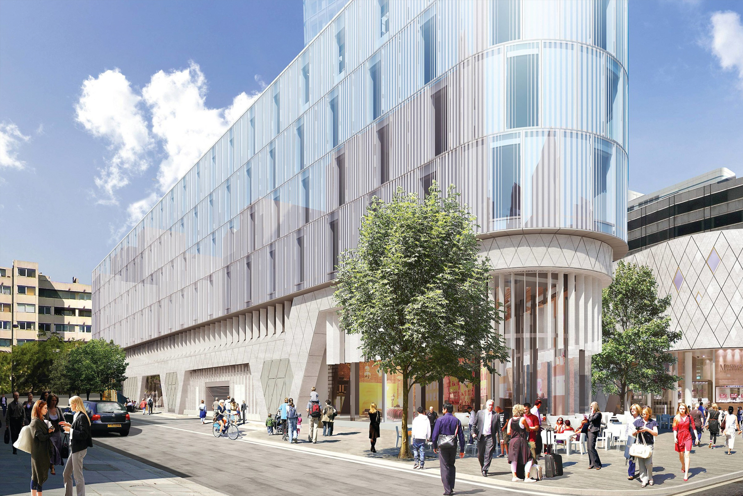 Autograph Collection Hotels, part of Marriott International, opened Bankside, a new hotel on the south bank of the River Thames.