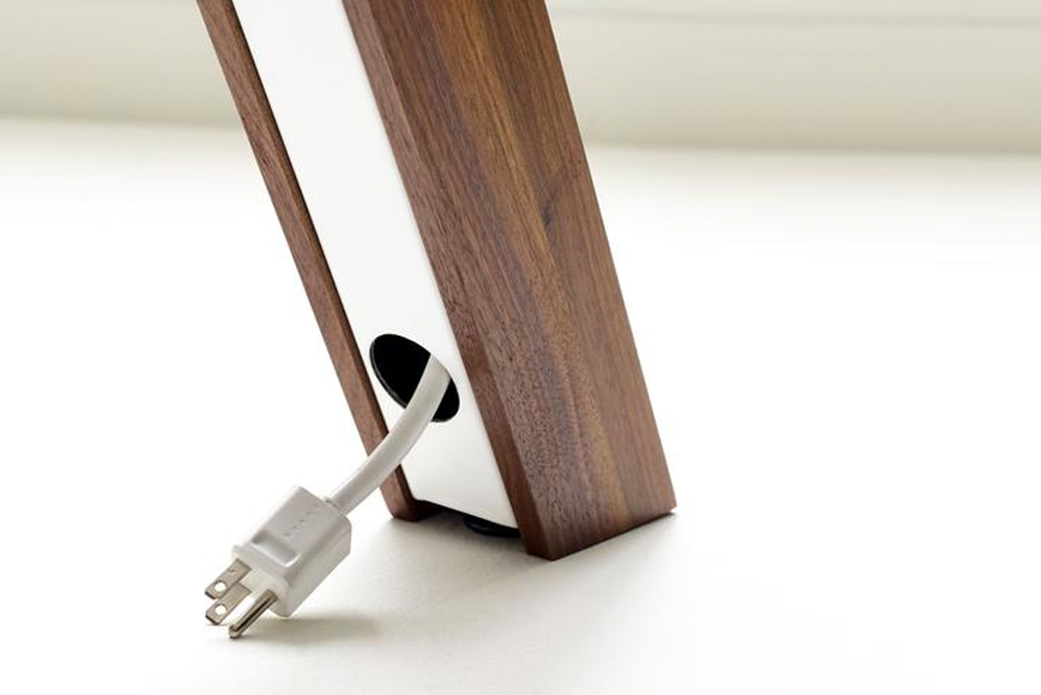 Boss allows users to charge any number of electronic devices minus the clutter of power cords.