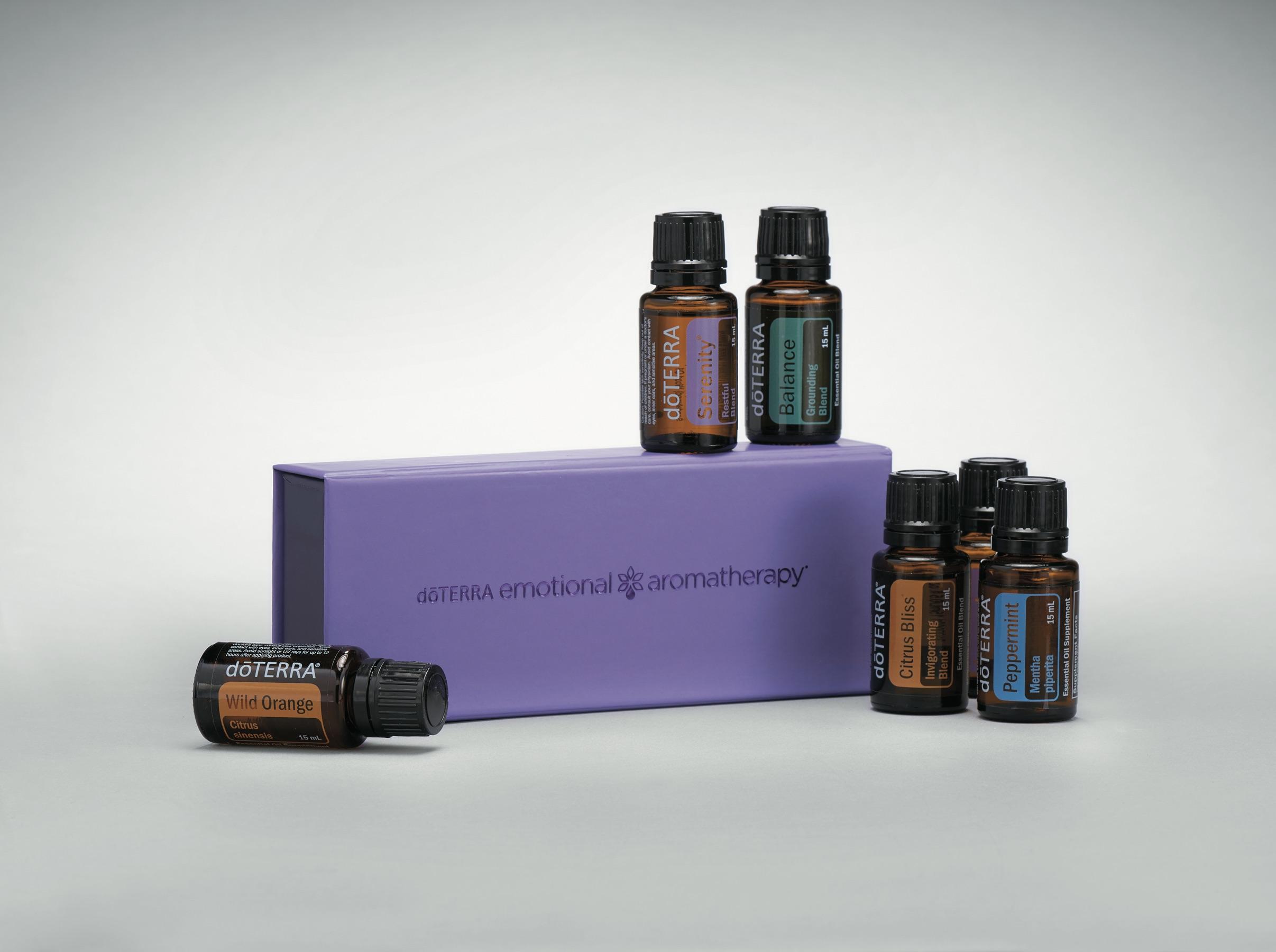 Favorite Aromatherapy Line: DōTerra