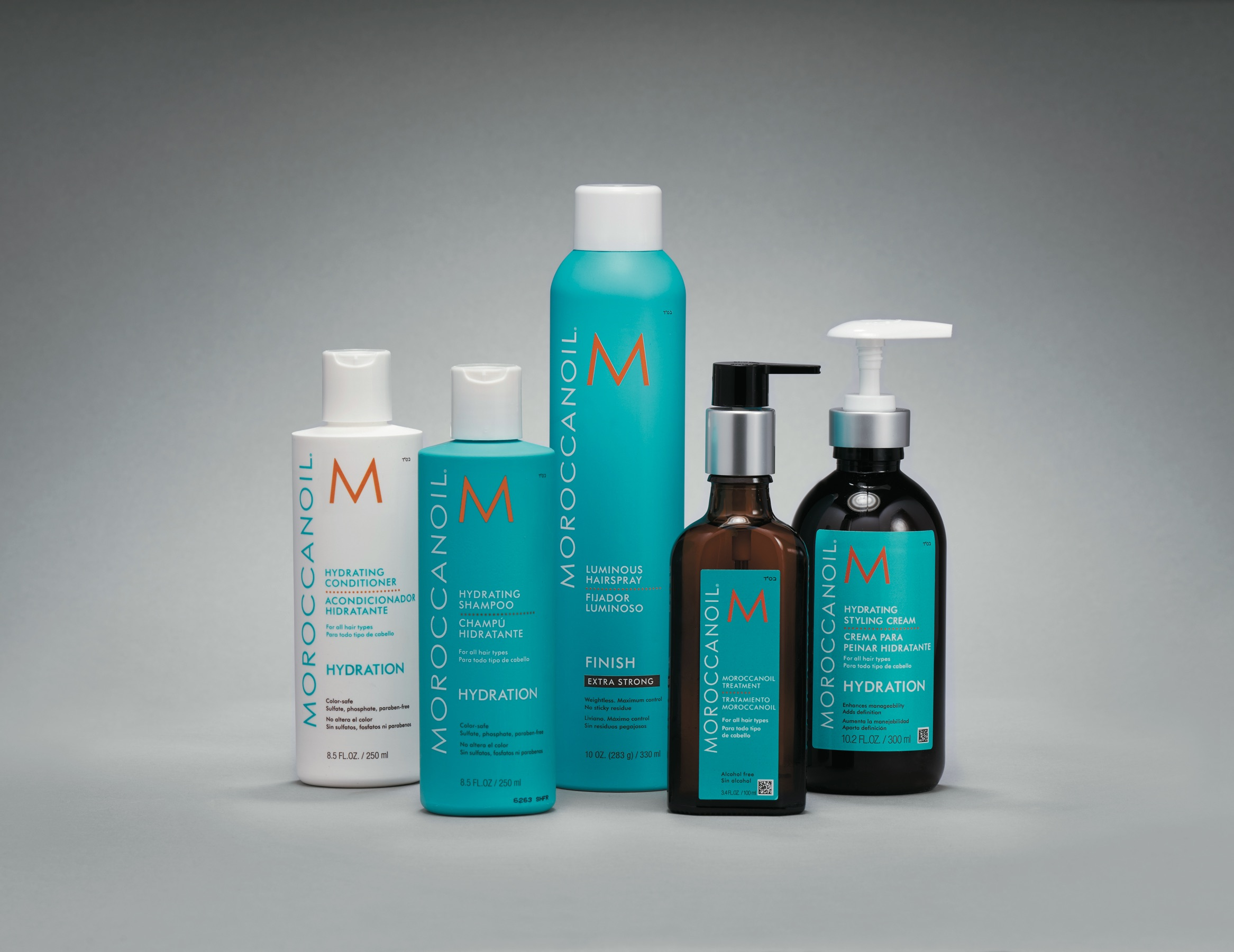 Favorite Haircare Line: MoroccanOil