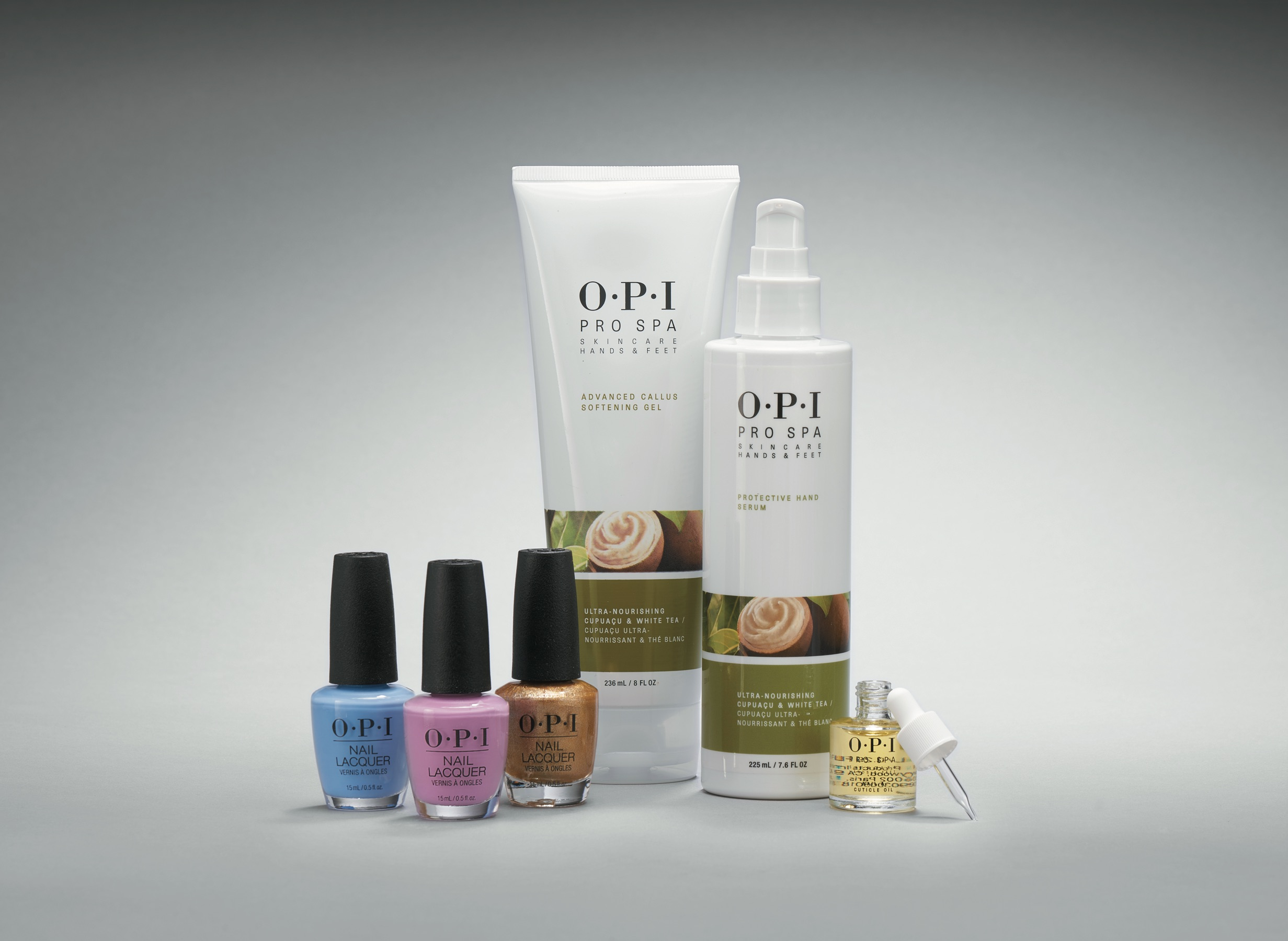 Favorite Nailcare Line: OPI