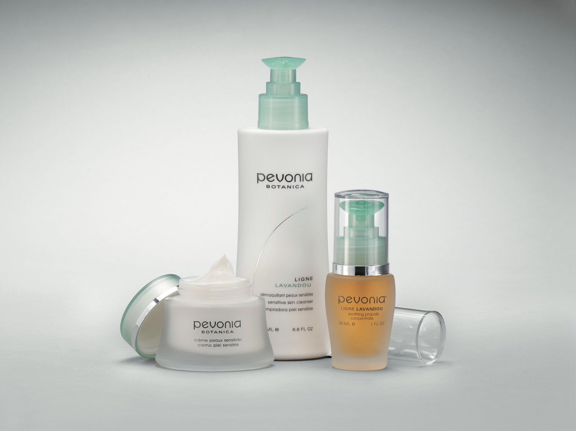Favorite Sensitive Skincare Line: Pevonia