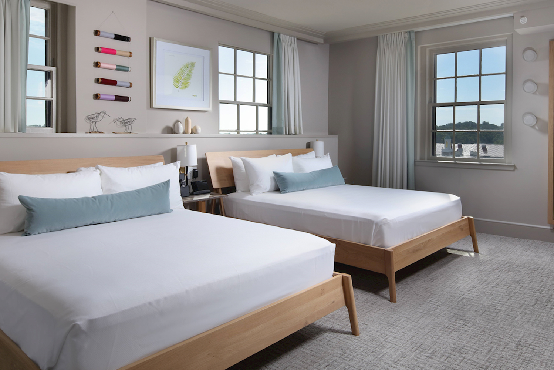 Hotel Weyanokes Restoration Blends Historic Architecture