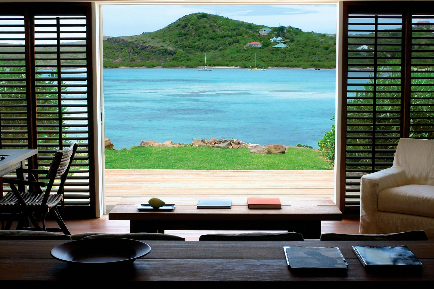 Sereno Hotels will reopen Le Sereno St. Barth on December 1.