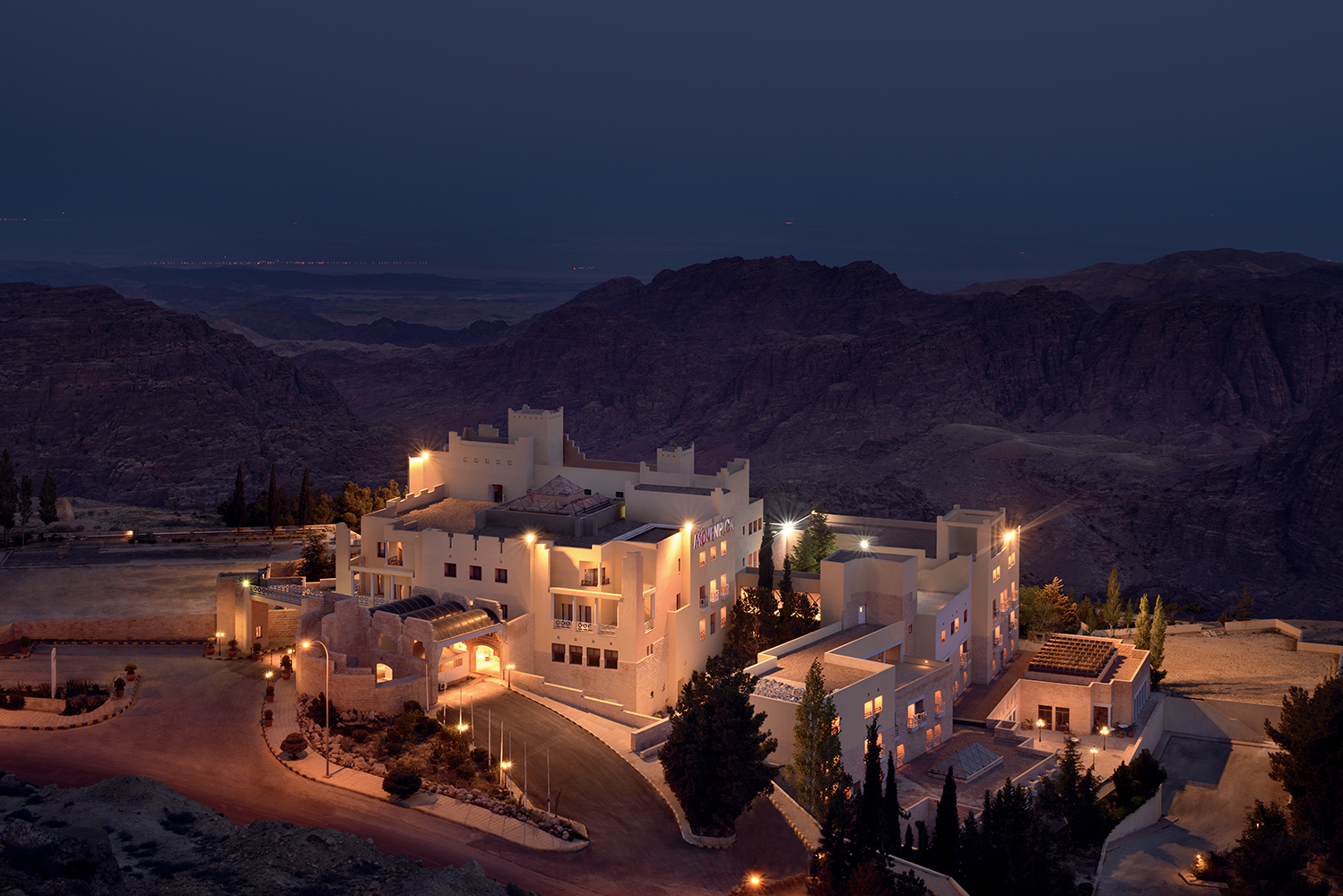 Petra's Mövenpick Nabatean Castle Hotel reopened following the completion of a renovation and enhancement project.
