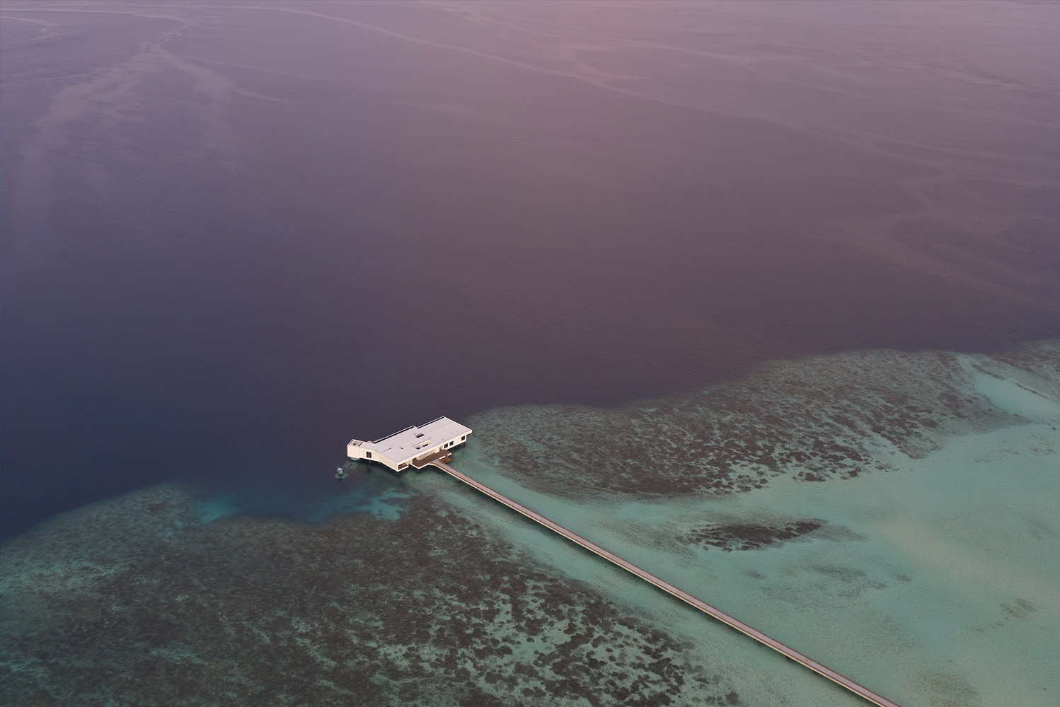 The Conrad Maldives Rangali Island resort opened the first-ever underwater hotel residence, THE MURAKA, in Maldives.