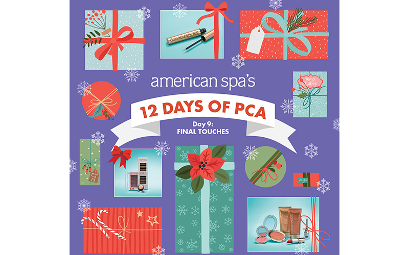 12 Days of PCA Day 9: Final Touches