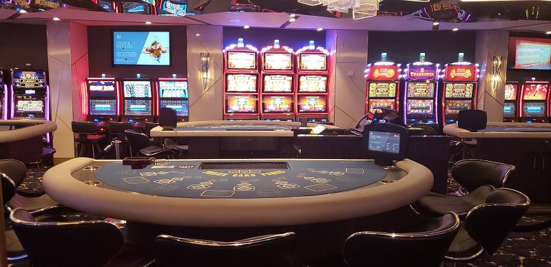 Celebrity Edge's casino