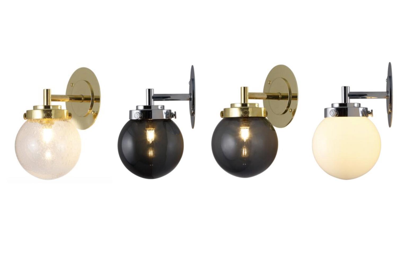 British lighting manufacturer Original BTC expanded its Globe collection.