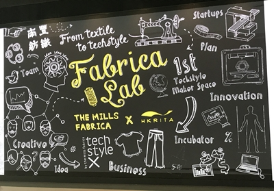 The Mills Fabrica has a vision for a new techstyle ecosystem.