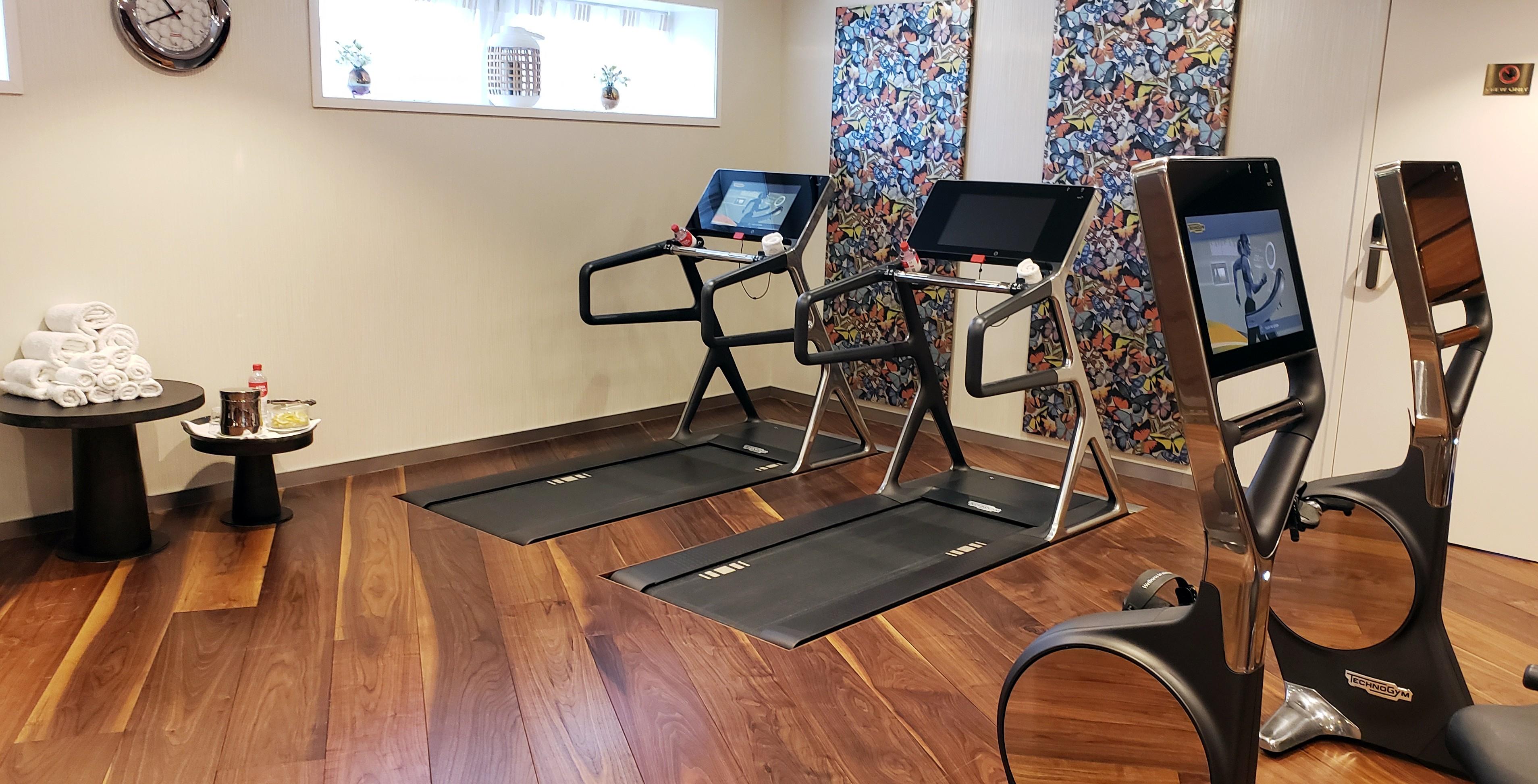 Fitness Center on AmaStella
