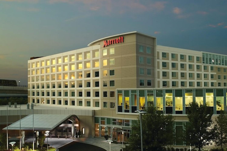 Atlanta Airport Marriott Gateway has completed a multimillion-dollar renovation.