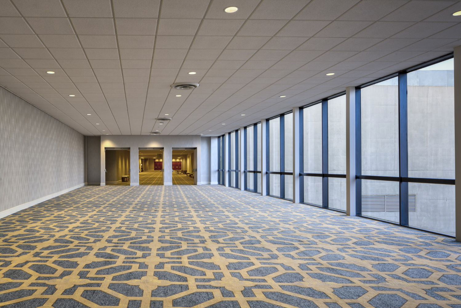 The newest revamp signals the end of an all-encompassing renovation and restoration initiative to the hotel's meeting spaces, for a total investment of $14 million.