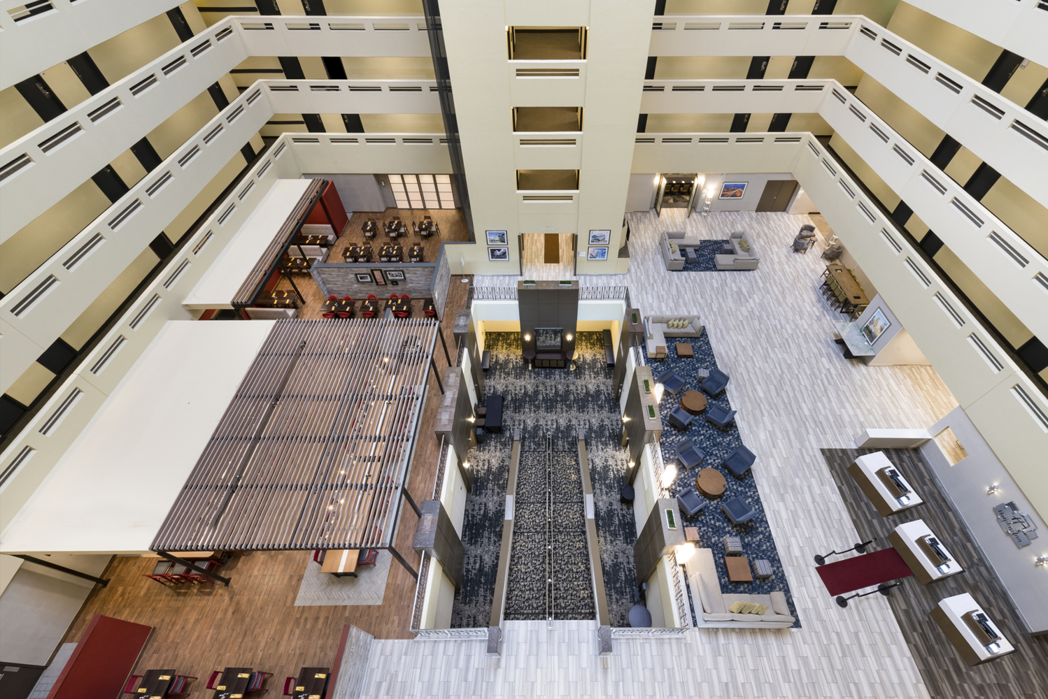 Holiday Inn Denver East - Stapleton completed a $12.8 million renovation project that began in March 2017.