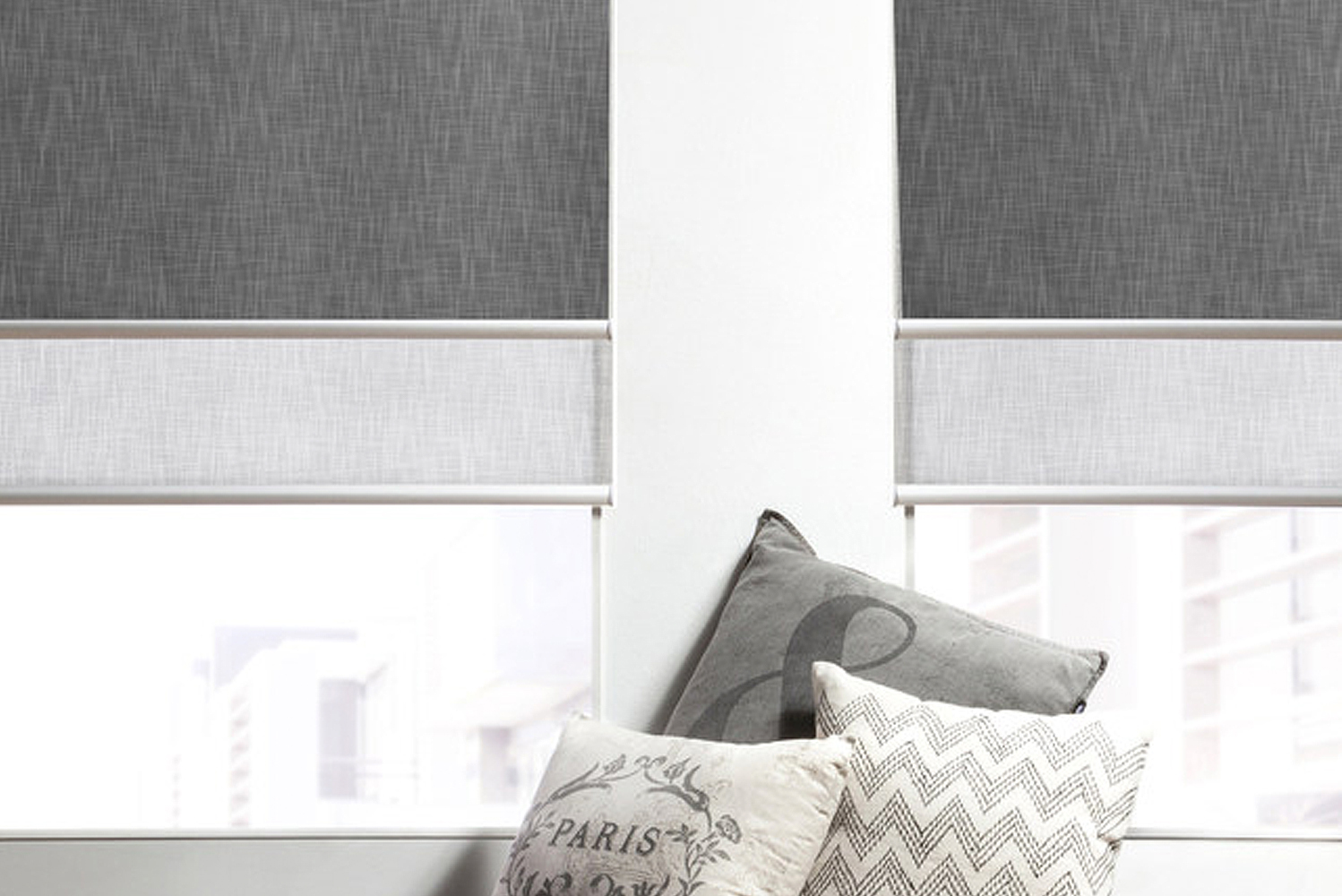 Church Hill pays homage to the area's historical treasures with 22 fabrics and 11 colors, ranging from translucent to room darkening.