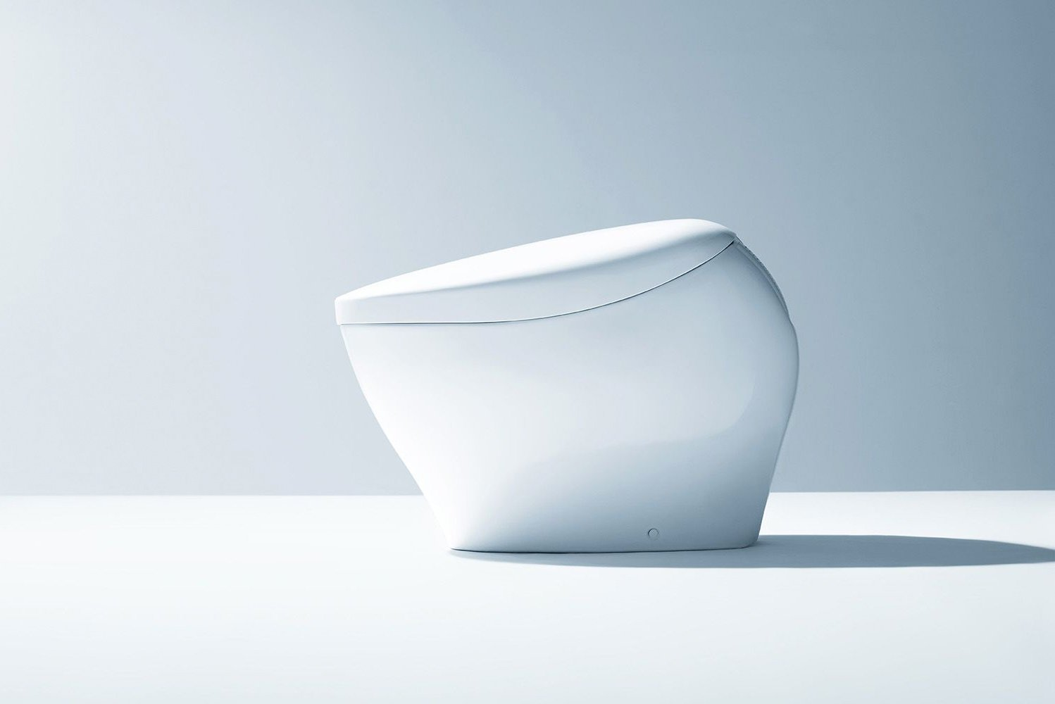 Introducing Neorest NX by Toto, an all-in-one intelligent toilet with personal cleaning technology.