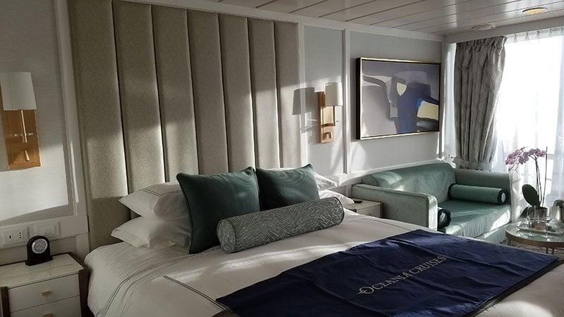 Oceania Insignia Penthouse Suite
