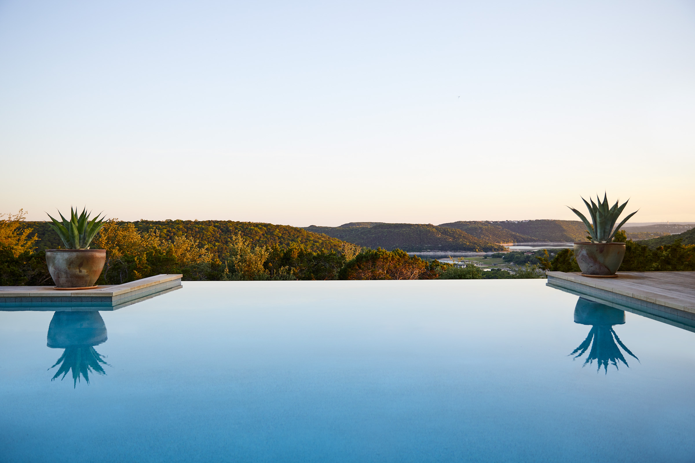 Serenity Pool // Courtesy of James Baigrie for Miraval Austin