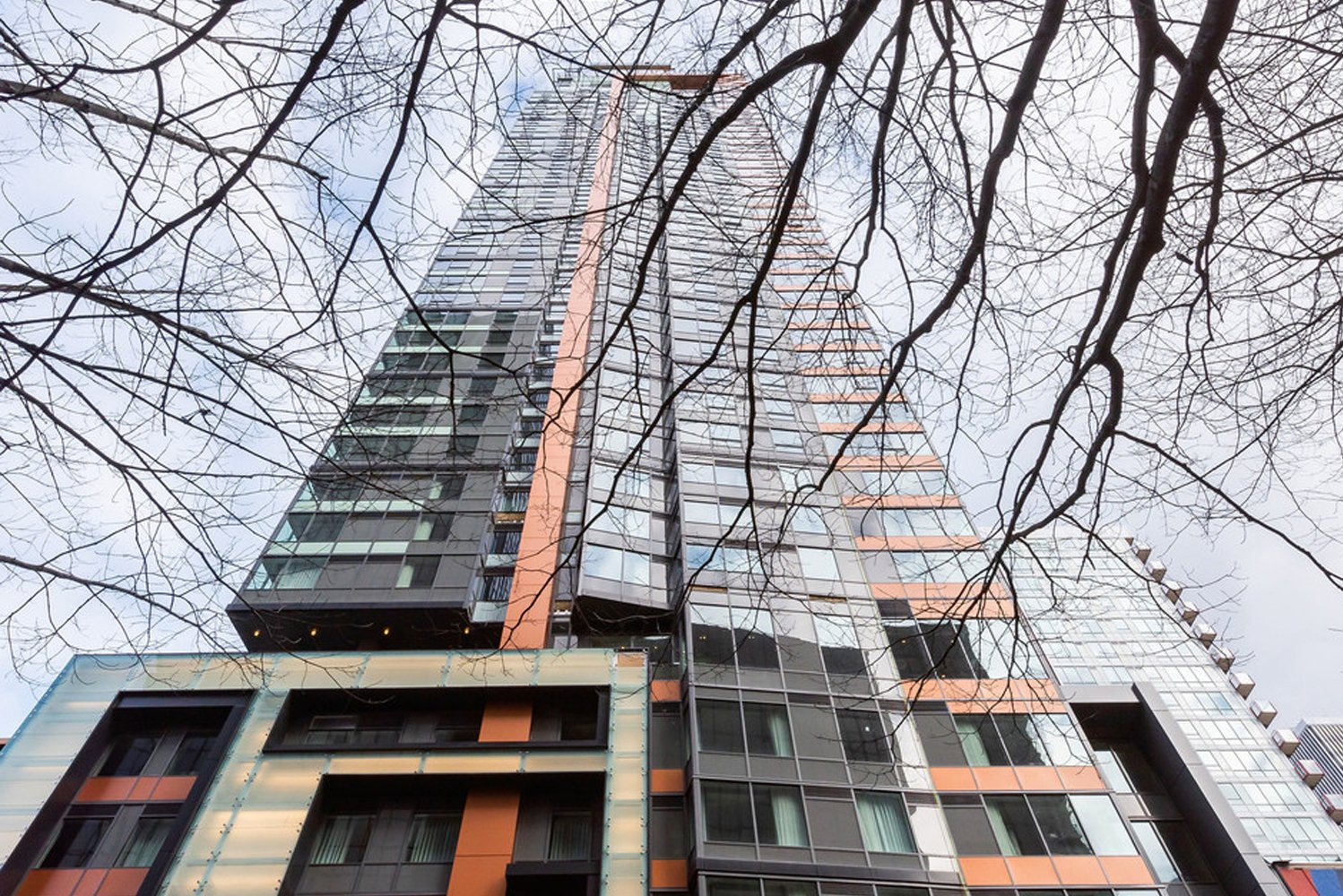 The Arrivé tower opened as the newest mixed-use property in Seattle.