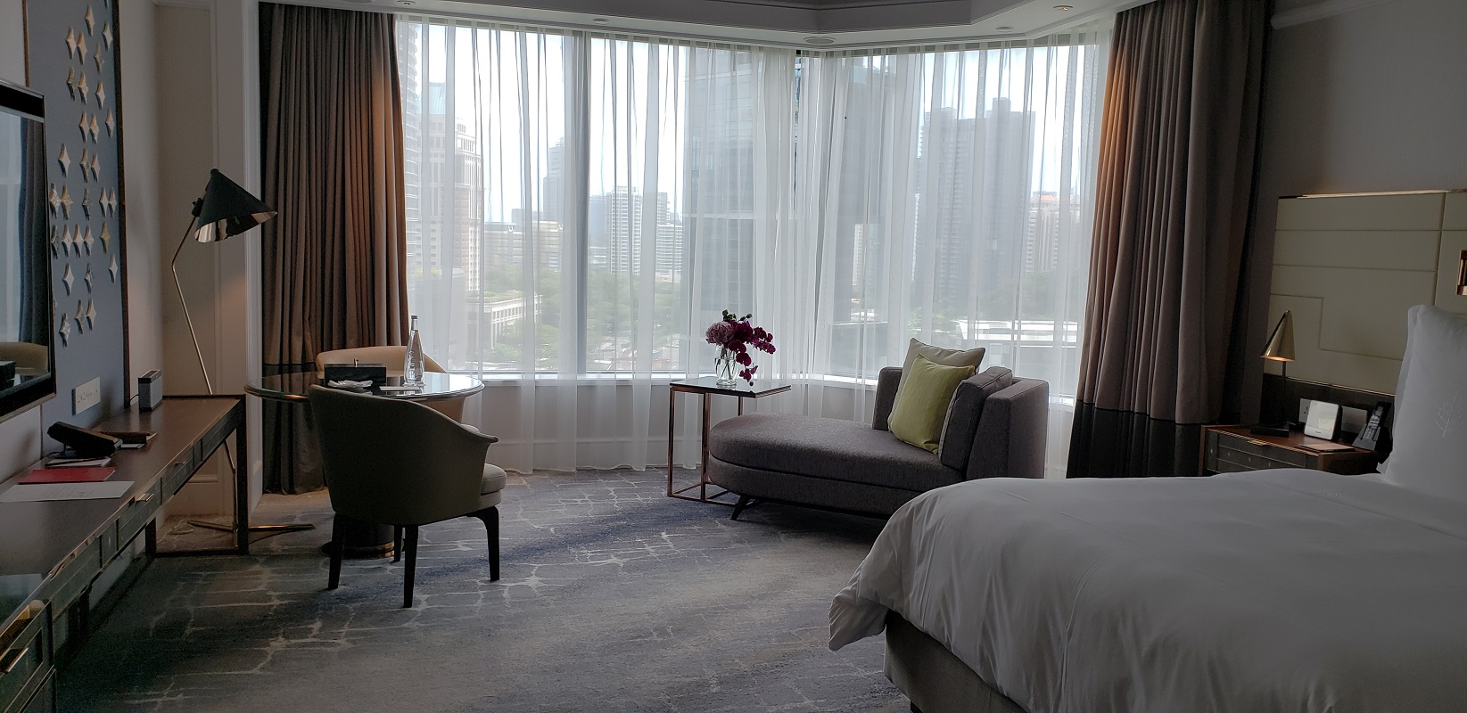 #1119 at the Four Seasons Singapore