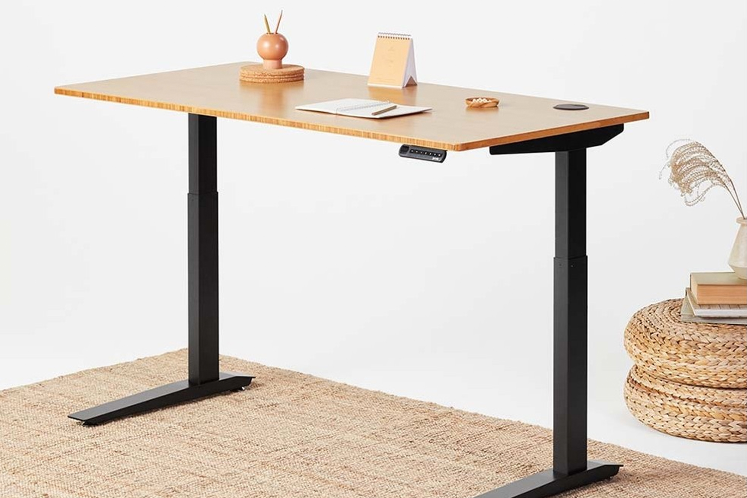 Fully launched the Jarvis adjustable-height standing desk.