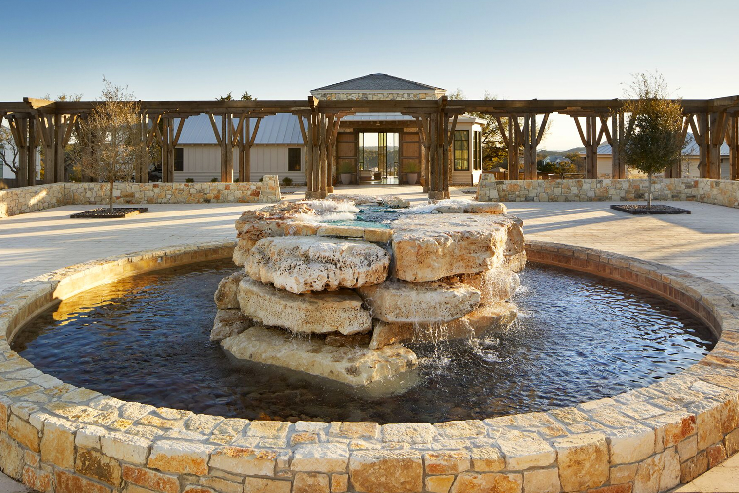 Set on 220 acres of land overlooking Lake Travis, Miraval Austin is the brand's second wellness resort.