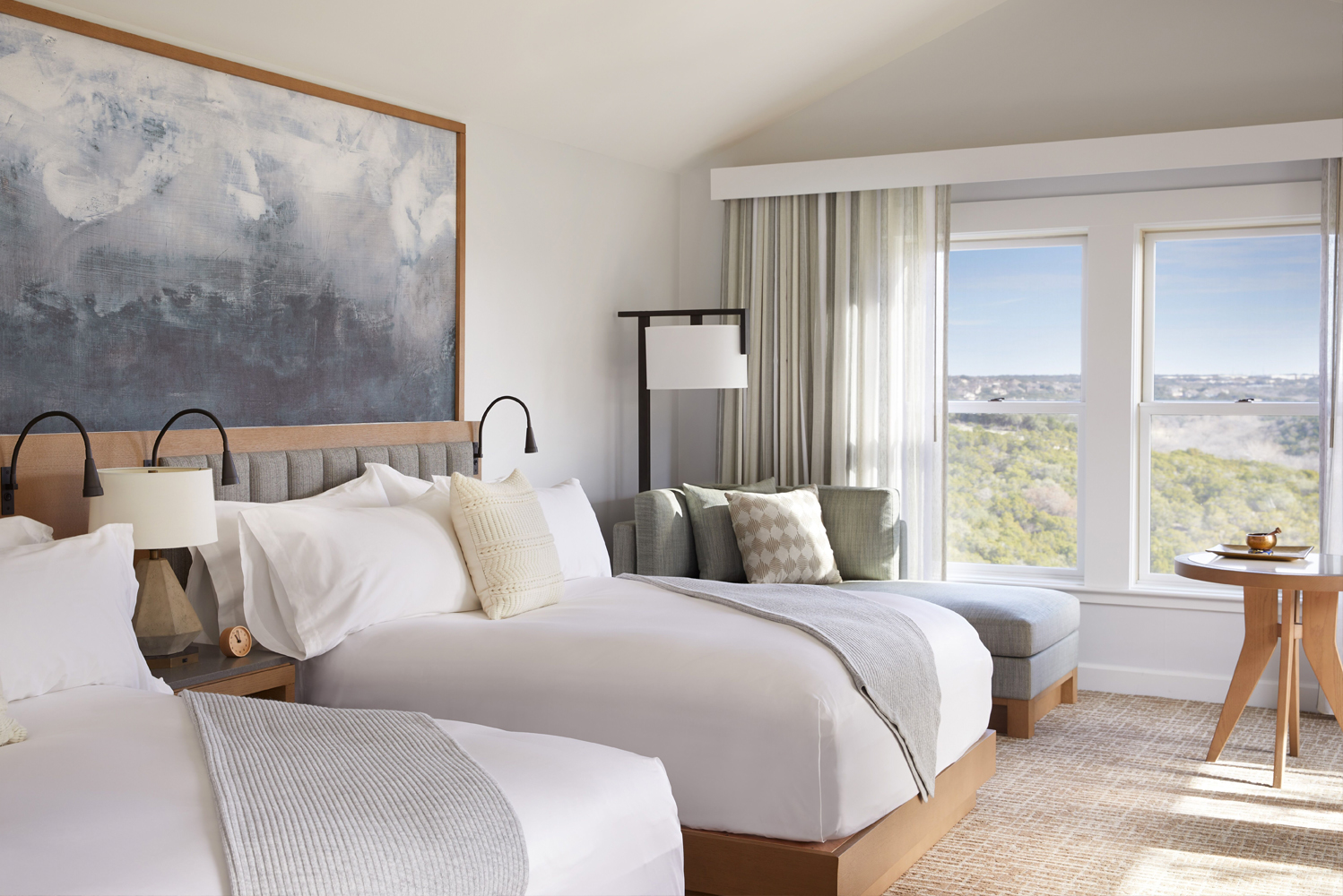 Miraval Austin's 117 guestrooms and suites were designed by Hart Howerton.