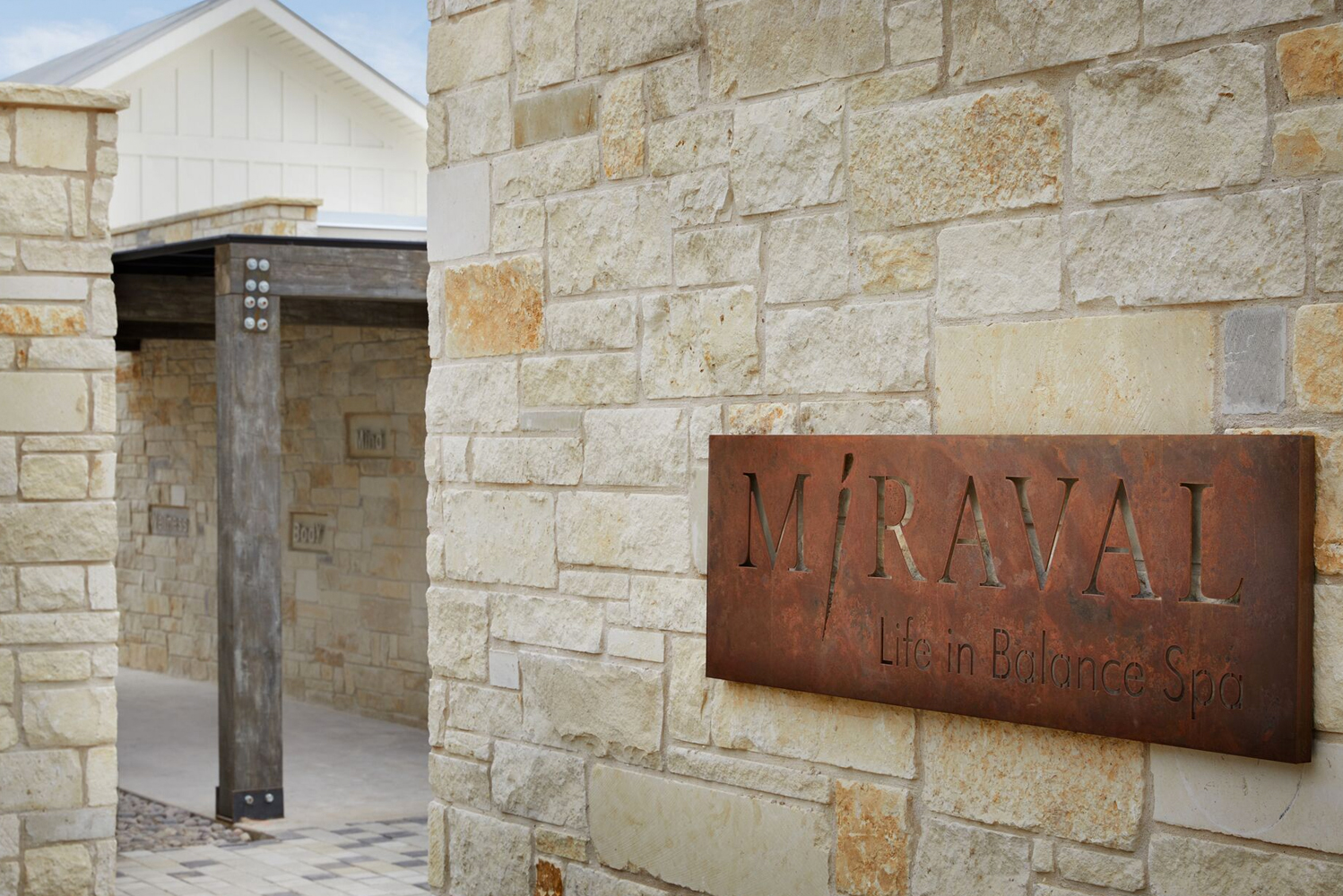 At the core of Miraval Austin's culinary program is the 10-acre Cypress Creek Organic Farm that provides fresh produce for the property's kitchen and spa.