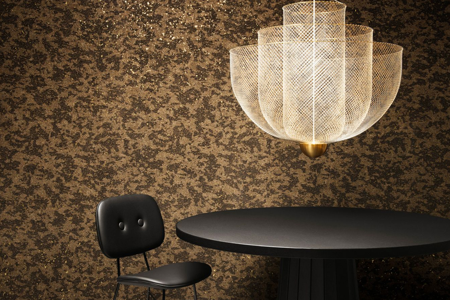 Introducing the new Extinct Animals Wallcovering Collection.