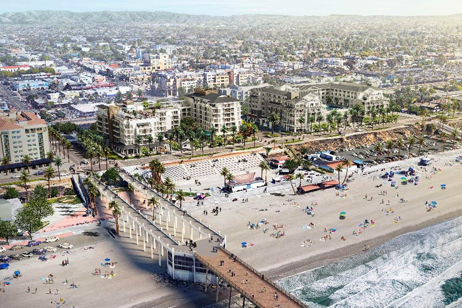 Two new beach resorts will open in Oceanside, California. One property will be a Joie de Vivre hotel; the second a Destination Hotels' resort.
