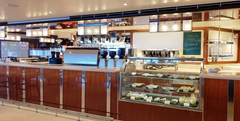 Seabourn Square Coffee and Sweets Bar
