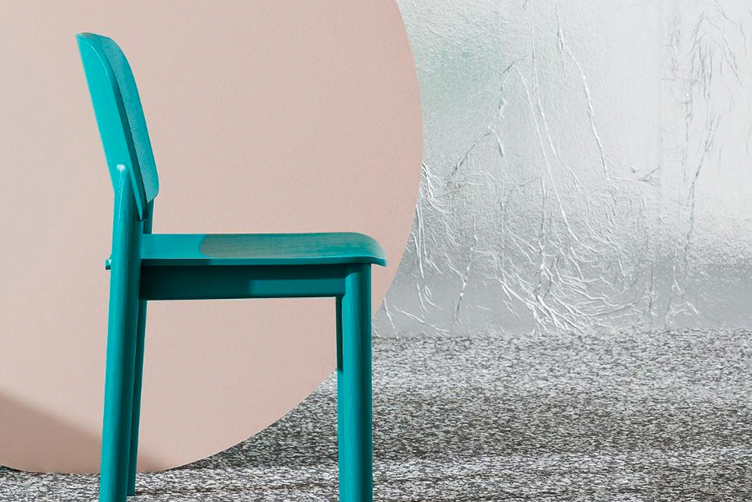 Introducing the White chair from Billiani.