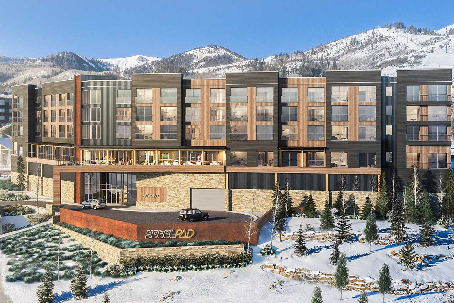 Yotel is scheduled to open YotelPad Park City, one of the first YotelPad projects in North America, in 2020.