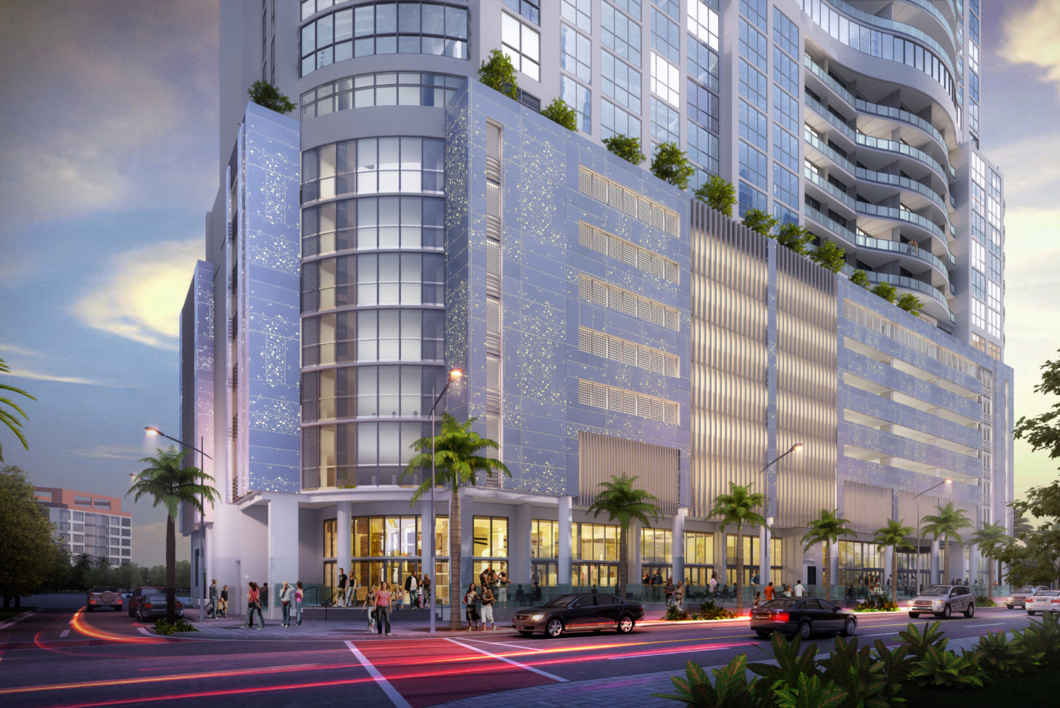100 Las Olas Tower is scheduled to open in Fort Lauderdale in 2020.