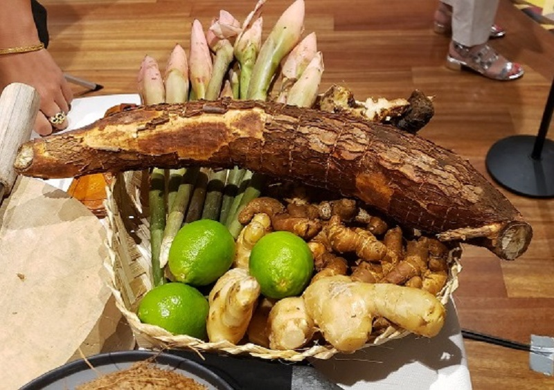 Balinese ingredients