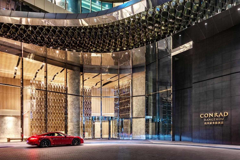 Hilton opened Conrad Hangzhou, a 50-story, 324-room hotel.
