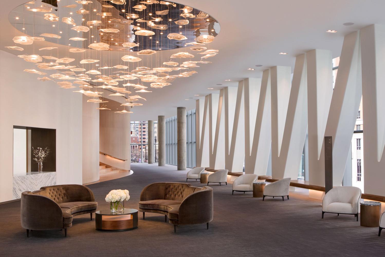 Conrad Hotels & Resorts, a brand of Hilton, opened Conrad Washington, DC.