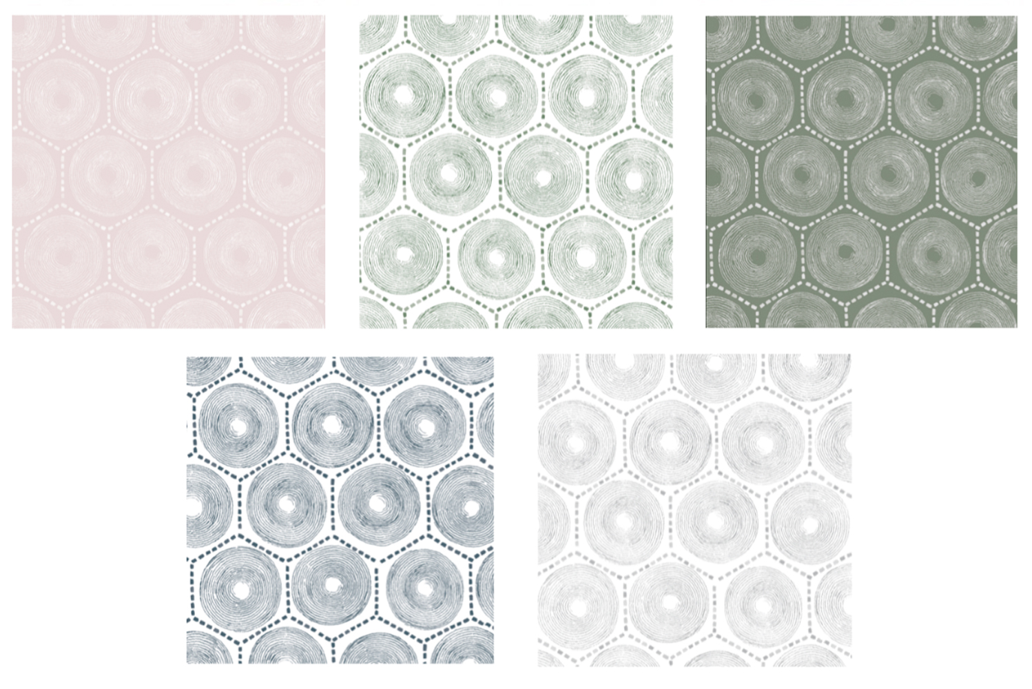 Lust for Life is a made-to-order wallpaper collection. Ideal for residential and hospitality applications.