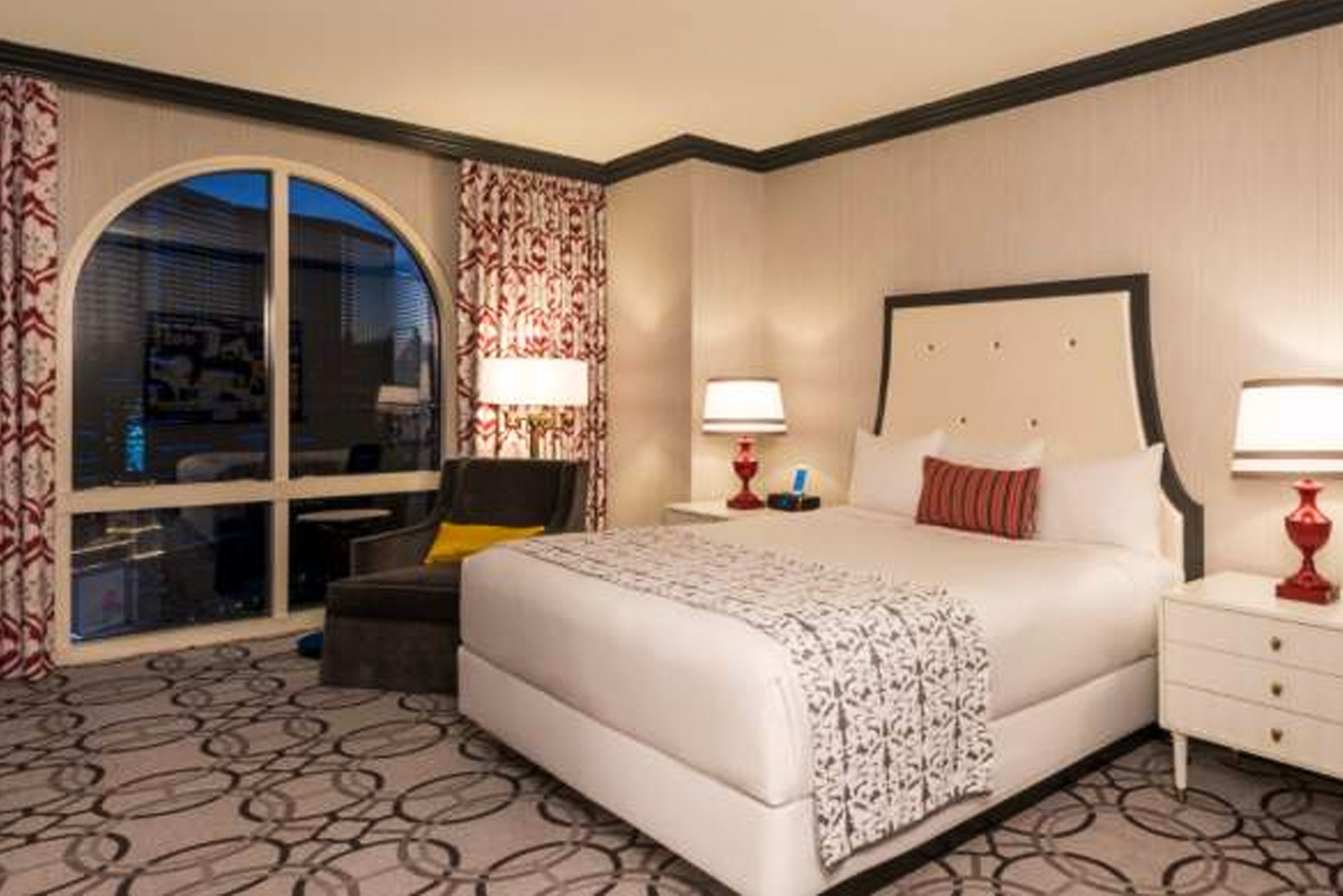 Paris Las Vegas is investing more than $92 million this year for a renovation project that includes the revamp of an additional 1,600 guestrooms and the all-new Voie Spa & Salon.