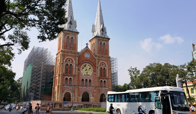 Catholic Cathedral, Ho Chi Minh City